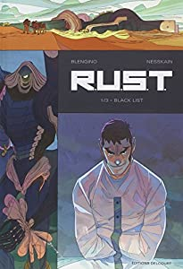 vignette de 'RUST n° 1<br /> Black list (Luca Blengino)'