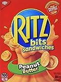 Ritz Bits Peanut Butter Crackers, 180g