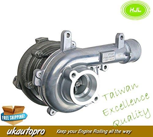 CT12V/CT16V Turbo Charger for TOYOTA Hilux Landcruiser Prado D4D 3.0 L 1KD-FTV