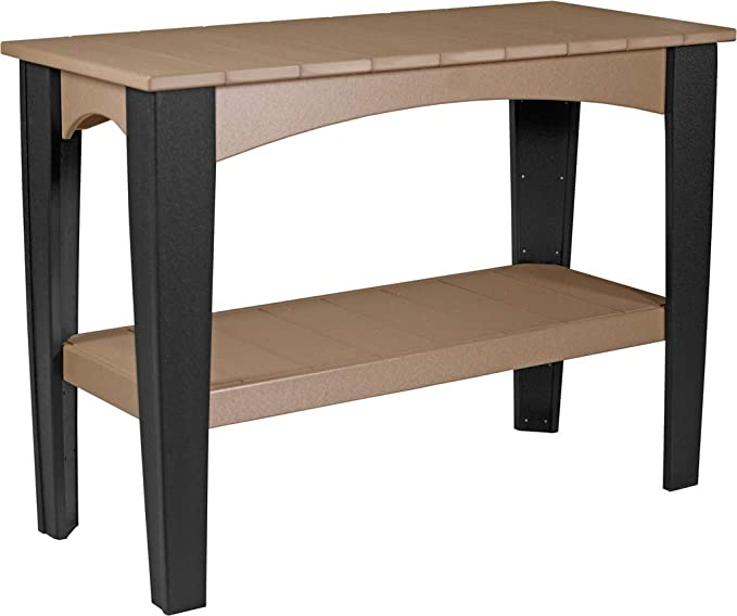 Amazon.com: Furniture Barn USA - Mesa de buffet para ...