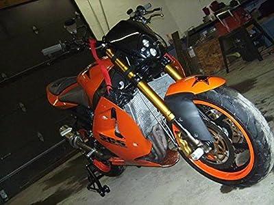 Andux Land Motorcycle Headlight Turn Signal Lights with Housing DDZ-03