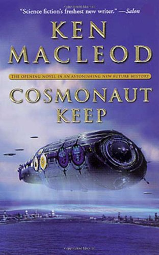 book cover of Cosmonaut Keep