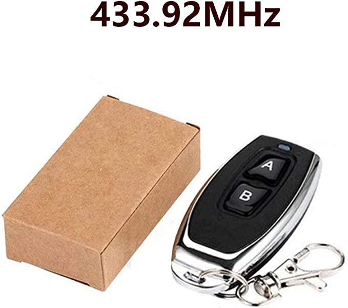 1CH 2CH 3CH 4CH RF Wireless Remote Control 1-4 Button Transmitter 433 MHz EV1527