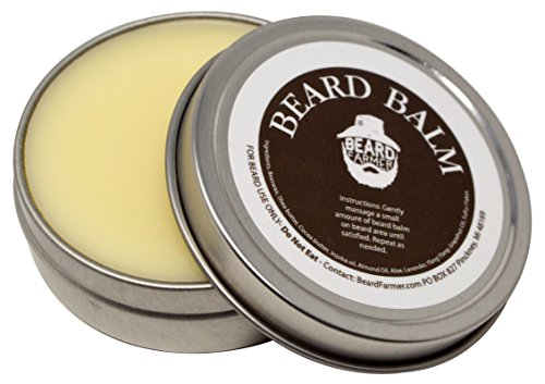 Uber Soft Beard Balm - Softner All-in-one (For Beard Growth,...