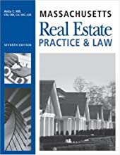 Massachusetts Real Estate: Practice and Law 7th Edition