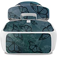 Skin For DJI Goggles – Dark Butterfly | MightySkins Protective, Durable, and Unique Vinyl Decal wrap cover | Easy To Apply, Remove, and Change Styles | Made in the USA