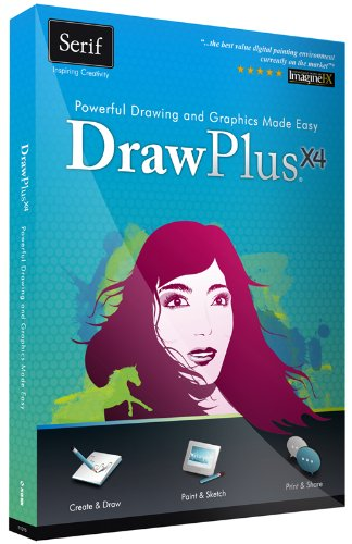 Serif DrawPlus X4 - Program Manga