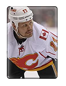 Justin Landes's Shop New Style calgary flames (41) NHL Sports & Colleges fashionable iPad Air cases 4583826K742463895