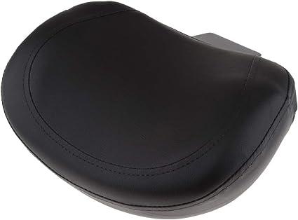 800 C50 #2Noir Gazechimp Sissy Bar De Dossier De Pilote Amovible Noir pour Suzuki Vl400