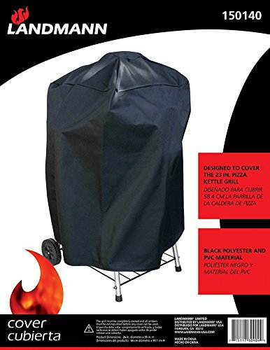 - Landmann Pizza Kettle Round Grill Cover - 150140