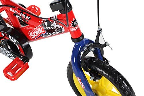 a6a9fe8ca03d5 Sonic Kap Pow - Bicicleta para niño