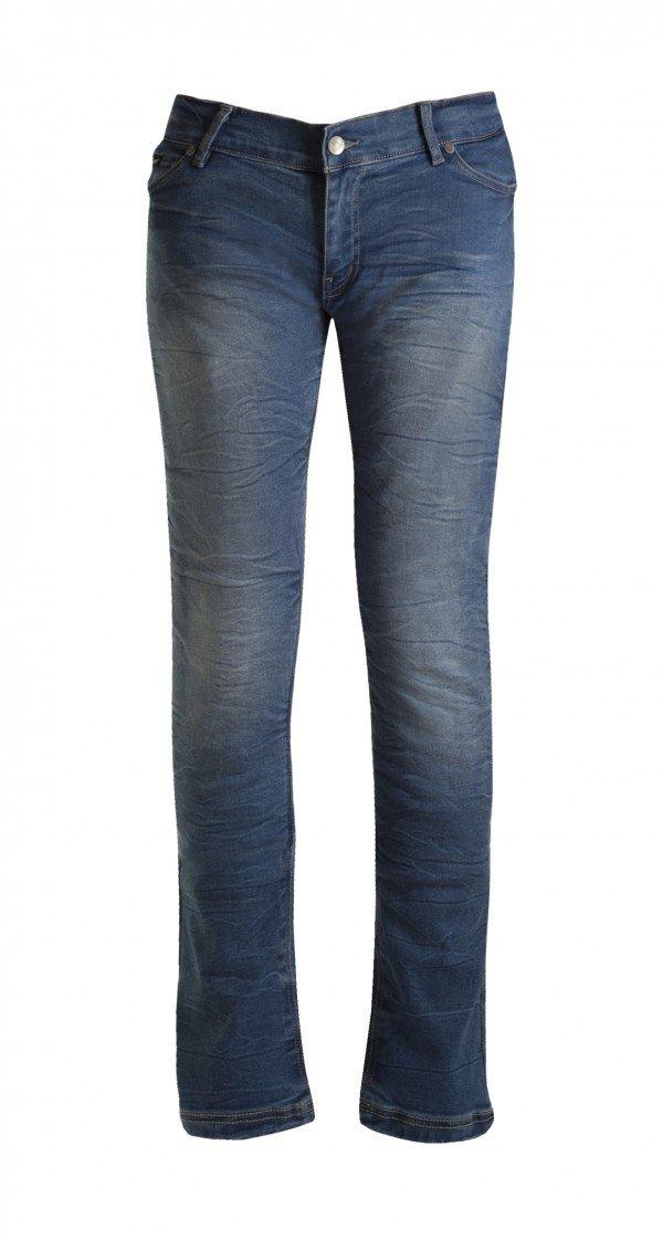Bullit Women's SR6 Straight Fit Jeans (22 Long) (Ocean)