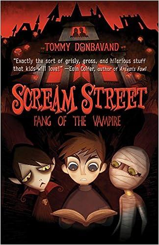 Scream Street: Fang of the Vampire: Tommy Donbavand, Ltd