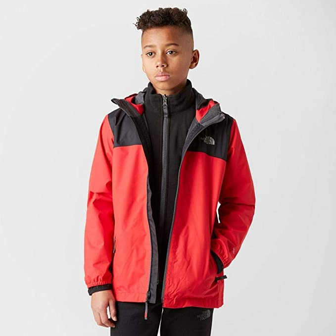pretty cheap classic chic up-to-date styling THE NORTH FACE Kidsâ€TM Elden Rain 3-in-1 Triclimate Jacket ...