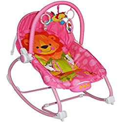 Pink Baby Bouncer,baby Swing Funny Toys