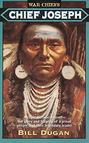 book cover of Chief Joseph