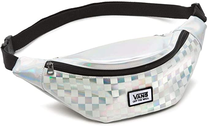 Vans Iridescent Checks Fanny Pack: Amazon.es: Deportes y aire libre