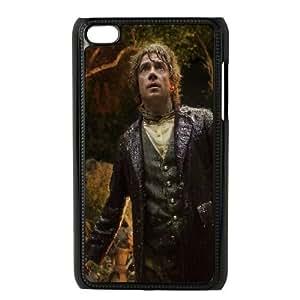 The Hobbit Bilbo Baggins iPod Touch 4 Case Black Exquisite gift (SA_547515)