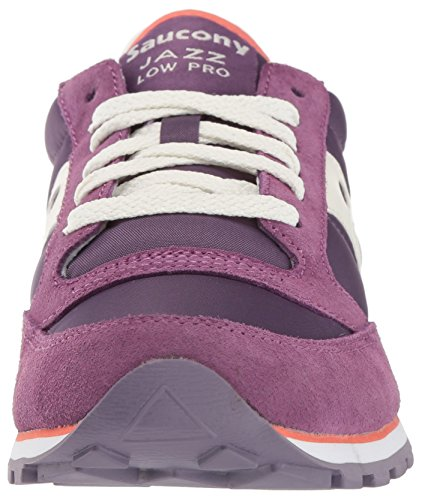 Purple Sport Scape Low Jazz Saucony PRO Outdoor White per Donna XCqFp5gw8n