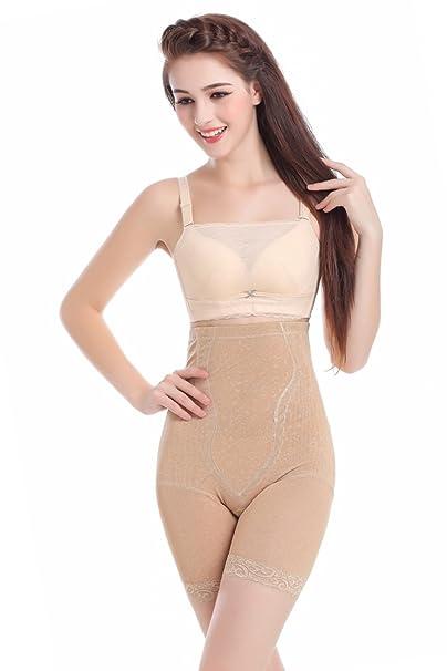 94b165fbed743 Shape Mi Seamless High Waist Body Shaper at Amazon Women s Clothing store