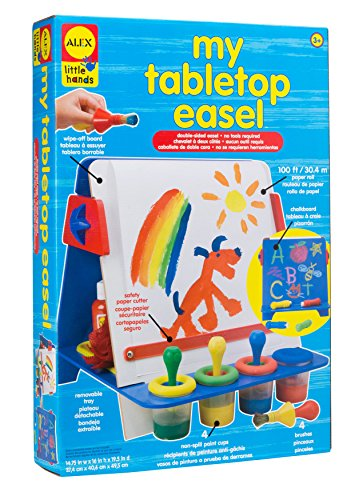 Easel Alex Tabletop - ALEX Toys Little Hands My Tabletop Easel