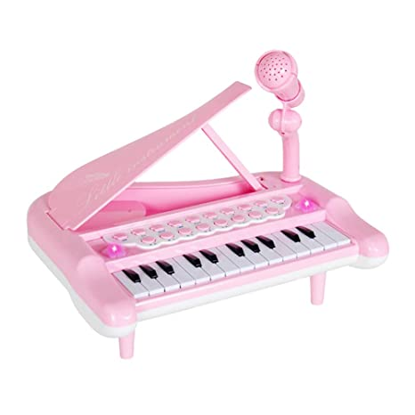 Reliable Kids Mini Instrument Simulation Electronic Piano With Microphone Puzzle Toy Instrument Developmental Educational Toy Toys & Hobbies