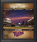 "Minnesota Twins Framed 15"" x 17"" Welcome to the Ballpark Collage - MLB Team Plaques and Collages"