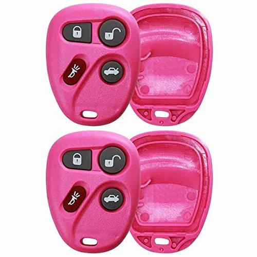 2003 chevy impala remote pink - 8