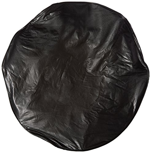 "ADCO 1737 Black Vinyl Spare Tire Cover J (Fits 27"" Diameter Wheel)"