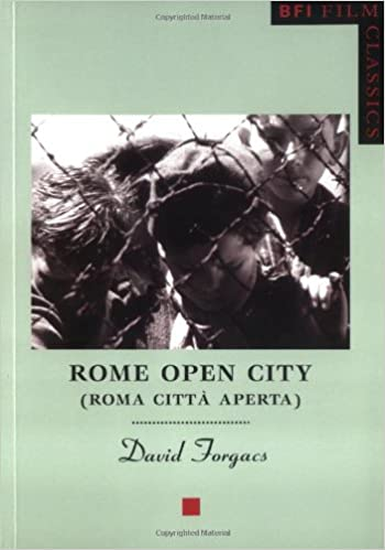 Image result for Rome Open City/Roma città aperta, London: BFI Publishing, 2000.