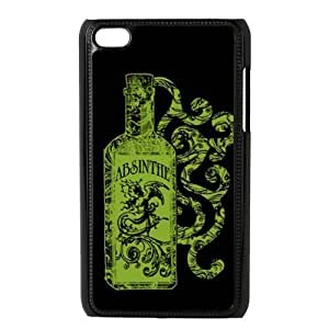 Personalized Absinthe Ipod Touch 4 case