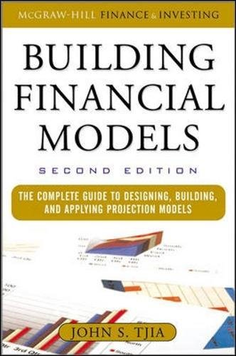 Building Financial Models (McGraw-Hill Finance & Investing) by McGraw Hill