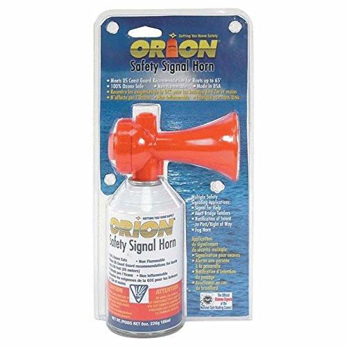 Safety Air Horn - 8oz