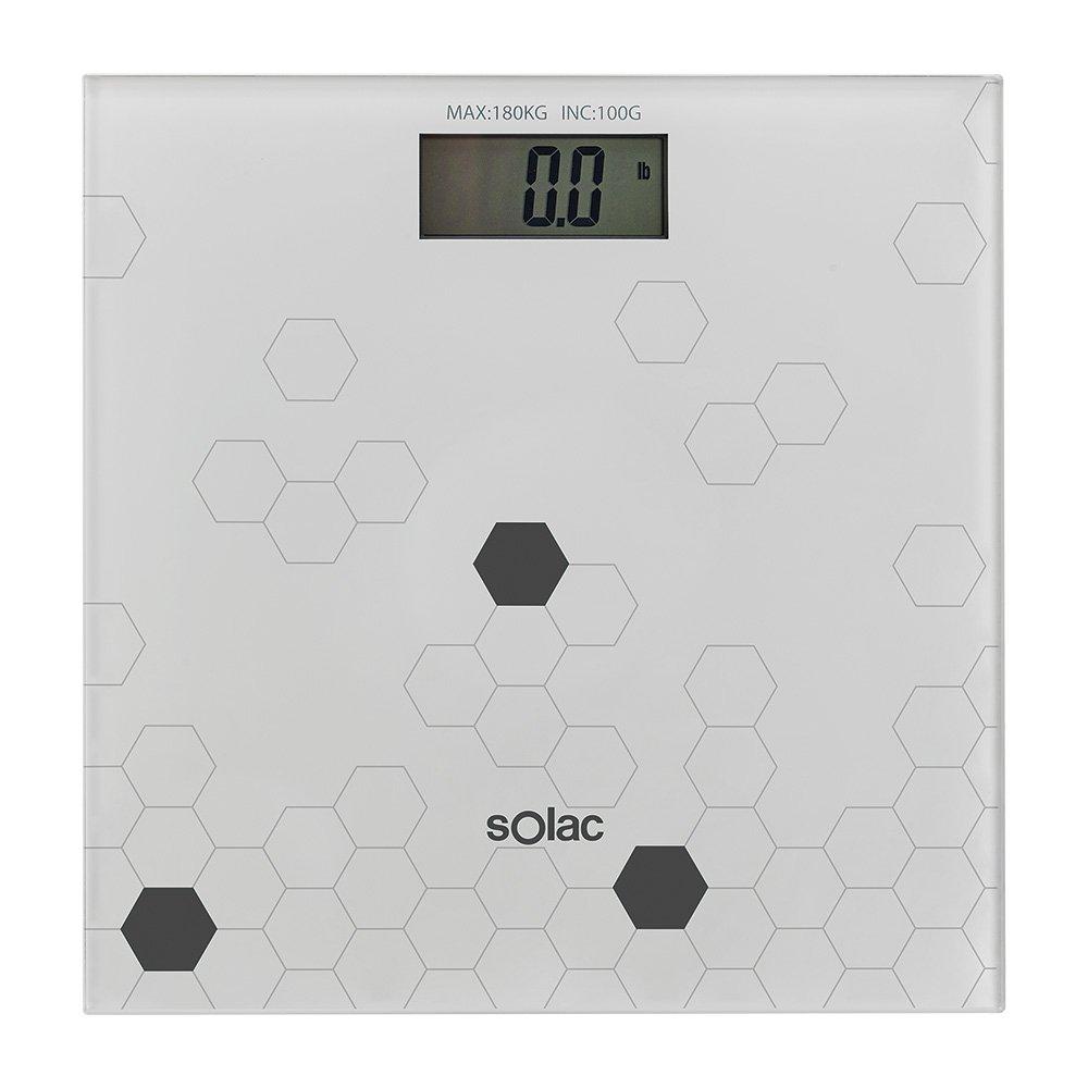 Solac PD7623 Precise - Bascula de baño: Solac: Amazon.es: Salud y cuidado personal
