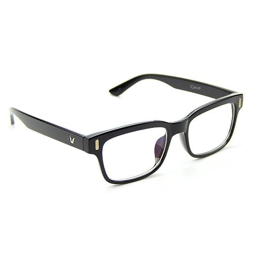 Cyxus  lentes transparentes  vidrios ordinarios e99876661ad2