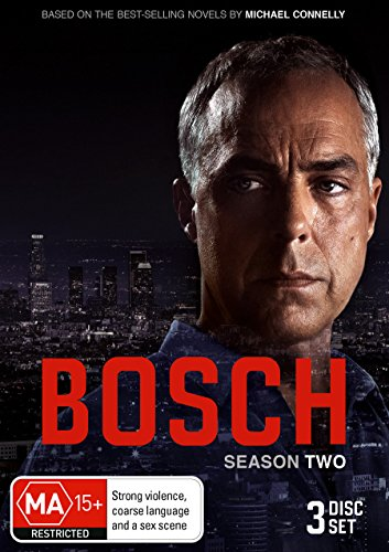 Bosch - Season 2 [PAL Non US Format]