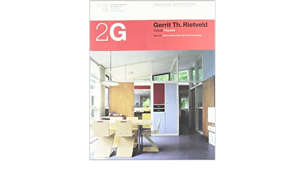 2G N.39/40 Gerrit Th. Rietveld (2G Books): Amazon.es: Ibelings ...