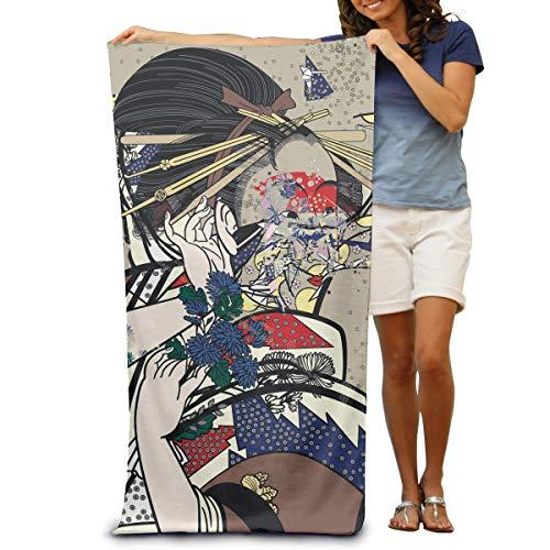 (Beach Towel Spirit of A Woman 31.5