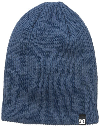 DC Shoes Mens Shoes Clap - Beanie - Men - One Size - Blue Ensign Blue One Size