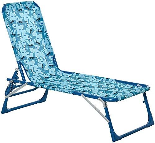 Outsunny Lightweight Chaise Lounge Chair