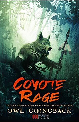 Book Cover: COYOTE RAGE