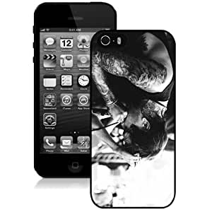 Popular And Durable Custom Designed Case For iPhone 5 With Of Mice & Men, Black Phone Case