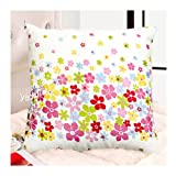 Yinglite Pillow and Quilt Creative Air Conditioning Car Cushion Cover,Lumbar Supports,back Braces, Throw Pillows Back Cushion(quilt Size 110150cm)(floral Prints)