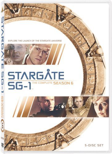 Stargate SG-1: Season 6 by MGM Domestic Television Distribution by