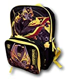 Transformers Bumblebee Backpack with Detachable Insulated Lunch Bag