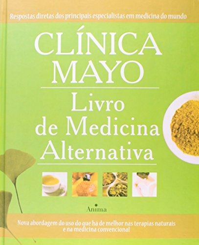 Clinica Mayo Livro De Medicina Alternativa