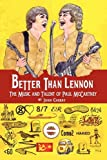 Better Than Lennon, the Music and Talent of Paul Mccartney, John Cherry, 1936051400
