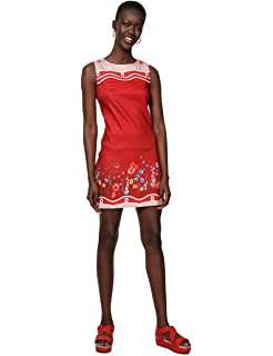 Desigual FemmeAmazon Woman BlackRobe Dress Sleeveless Kleid Kira lK1cJTF3