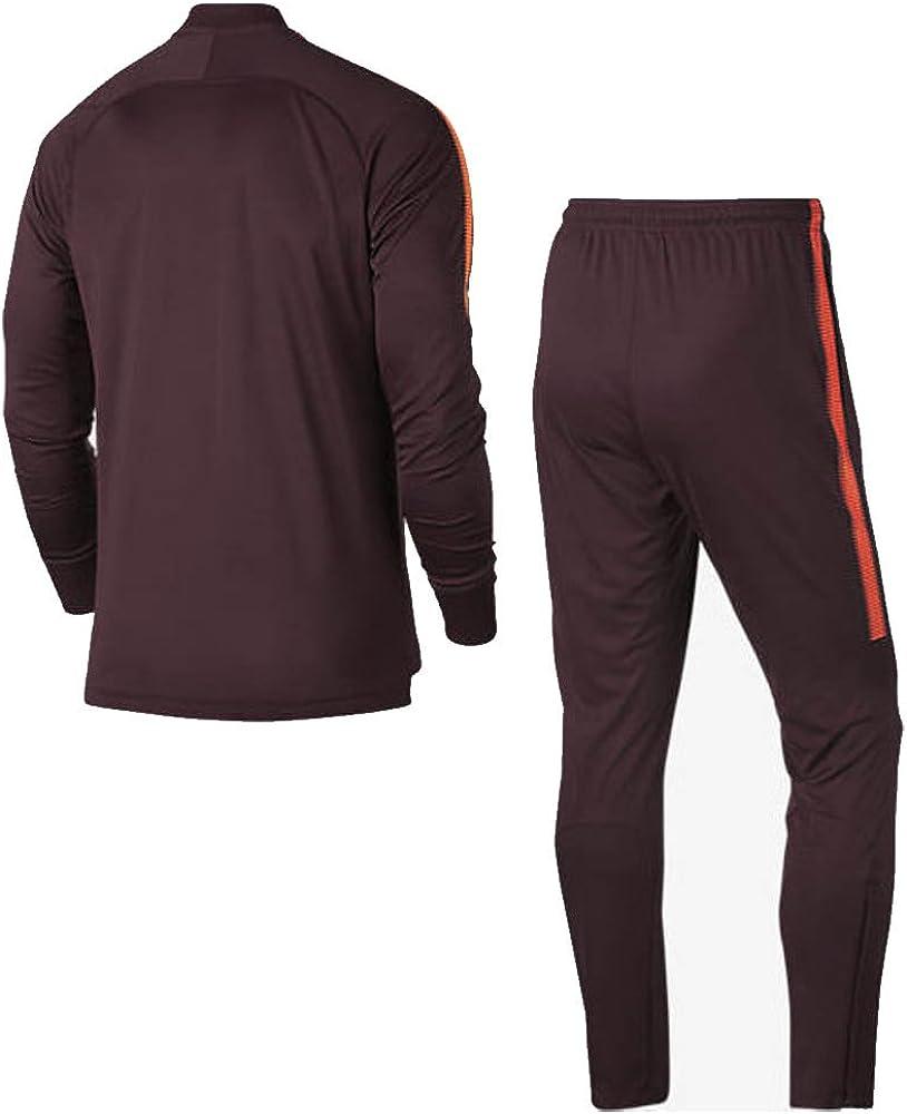 Nike FCB Nk Dry Sqd TRK K Chándal, Hombre: Amazon.es: Ropa y ...