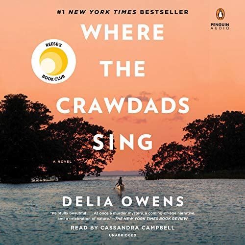 Where the Crawdads Sing (Best Romance Audiobooks 2019)